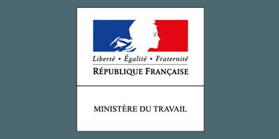 Logo du Ministère du Travail